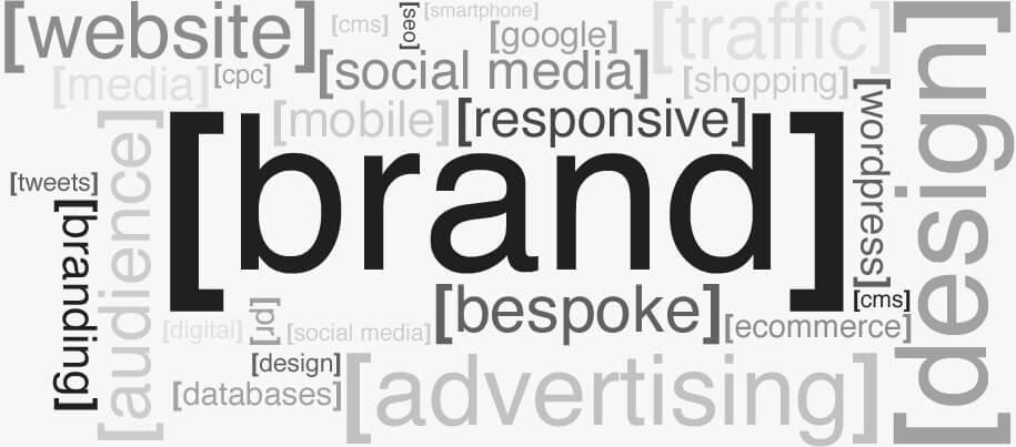 brand | web design | bespoke wordpress